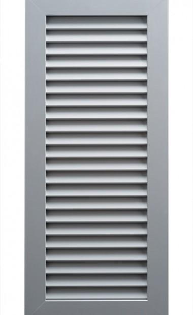 Aluminium Jalousie  (in 190 RAL Farben)