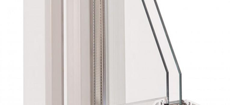 Kunststofffenster 88+ 2-fach Verglasung